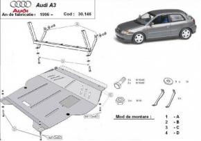 Scut motor  Audi A3 1996-2003