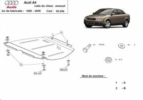 Scut cutie de viteza manuala Audi A4 2 2001 - 2005