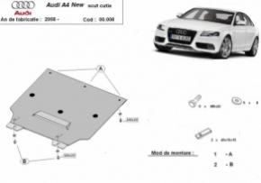 Scut cutie de viteza Audi A4 4 dupa 2008