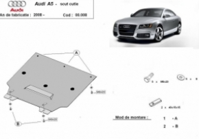 Scut cutie de viteza Audi A5 dupa 2008