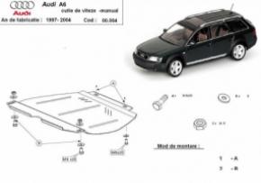 Scut cutie de viteza manuala Audi A6 1997 - 2004