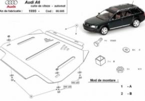 Scut cutie de viteza automata Audi A6 1997 - 2004