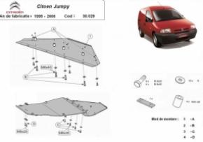 Scut motor  Citroen Jumpy 1995 - 2006