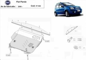 Scut motor  Fiat Panda dupa 2006