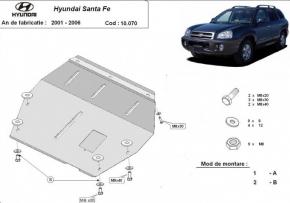 Scut motor  Hyundai Santa Fe 2001 - 2006