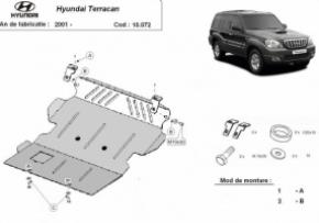 Scut motor  Hyundai Terracan dupa 2001