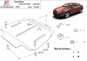 Scut cutie de viteza automata Seat Exeo dupa 2009