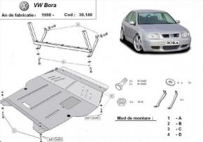 Scut motor  VW Bora dupa 1998
