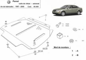 Scut cutie de viteza automata VW Passat 2000 - 2005