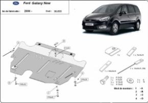 Scut motor  Ford Galaxy dupa 2006