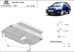 Scut motor  Hyundai Verna dupa 2006
