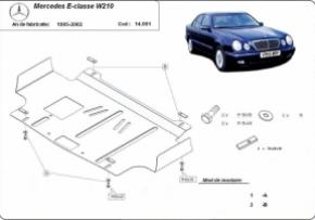 Scut motor  Mercedes E-Classe W210 1995-2002