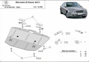 Scut motor  Mercedes E-Classe W211 2002