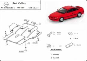 Scut motor  Opel Calibra 1990-1997