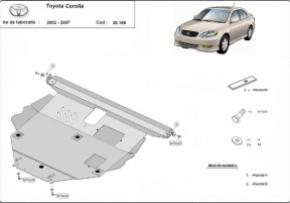 Scut motor  Toyota Corolla  2002-2007