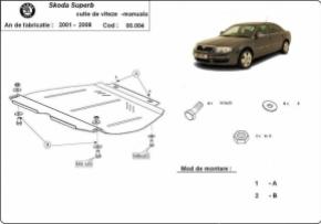 Scut cutie de viteza manuala Skoda Superb 2001 - 2008