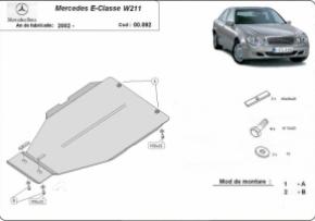 Scut cutie de viteza automata Mercedes E-Clasee W211