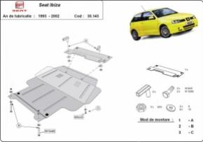 Scut motor  Seat Ibiza 1993-2000
