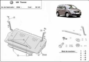 Scut motor  Volkswagen Touran dupa 2003