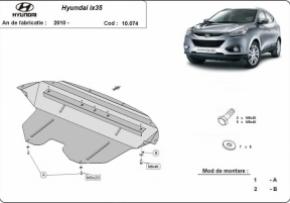 Scut motor  Hyundai IX35 dupa 2010