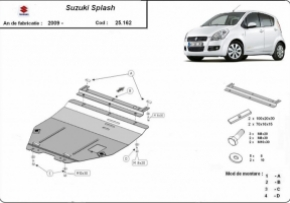 Scut motor  Suzuki Splash an 2009