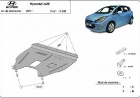 Scut motor  Hyundai ix20 motorizare 1.4, 1.6, CRDi, 2011