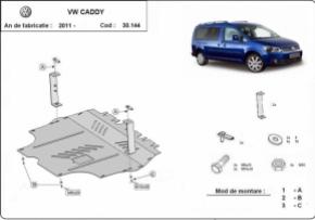 Scut motor  VW Caddy dupa 2011