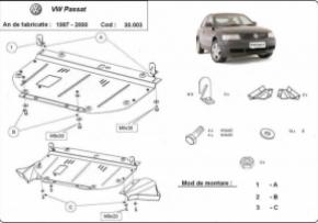 Scut motor  VW Passat B5 1997-2000