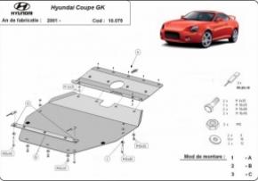 Scut motor  Hyundai Coupe Gk, Motorizare 1.6,2.0,2.7, 2001-