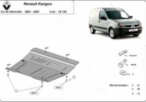 Scut motor  Renault Kangoo fabricat intre 2001-2007