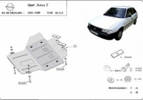 Scut motor  Opel Astra F 1991-1996
