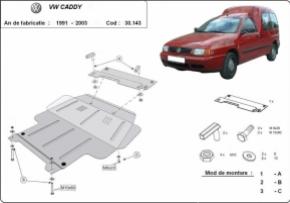 Scut motor  Volkswagen Caddy 1991-2003