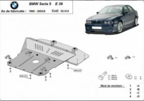Scut motor  BMW Seria5 E39 fabricat 1995-2003